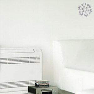 SRF ZMX-S vloermodel - Airco voor bedrijven